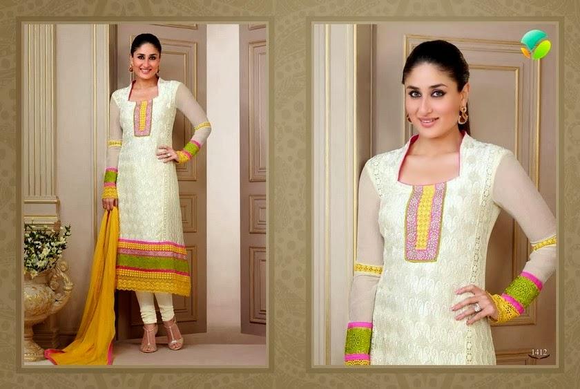 Kareena Kapoor Designer Salwar Suits