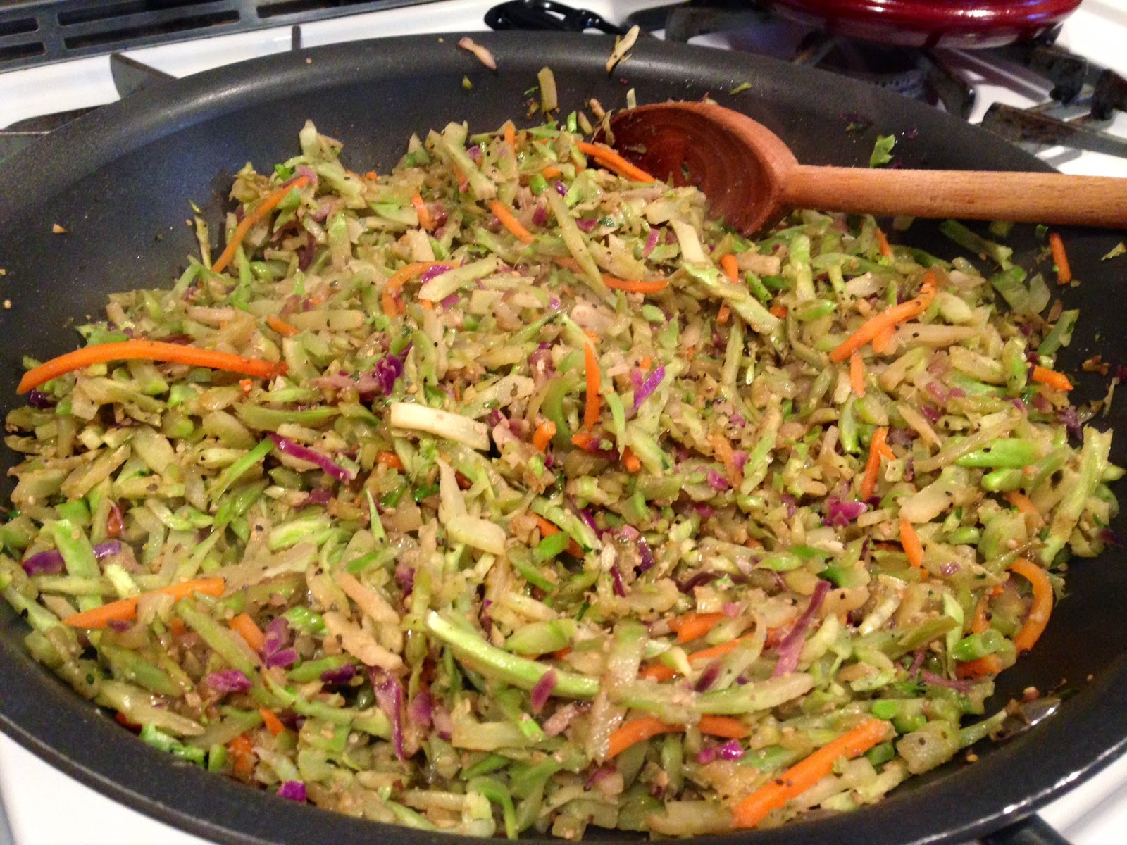 Sweet. Simple. Paleo. Zone: ASIAN BROCCOLI SLAW