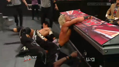 Wade Barrett Injured Before WrestleMania