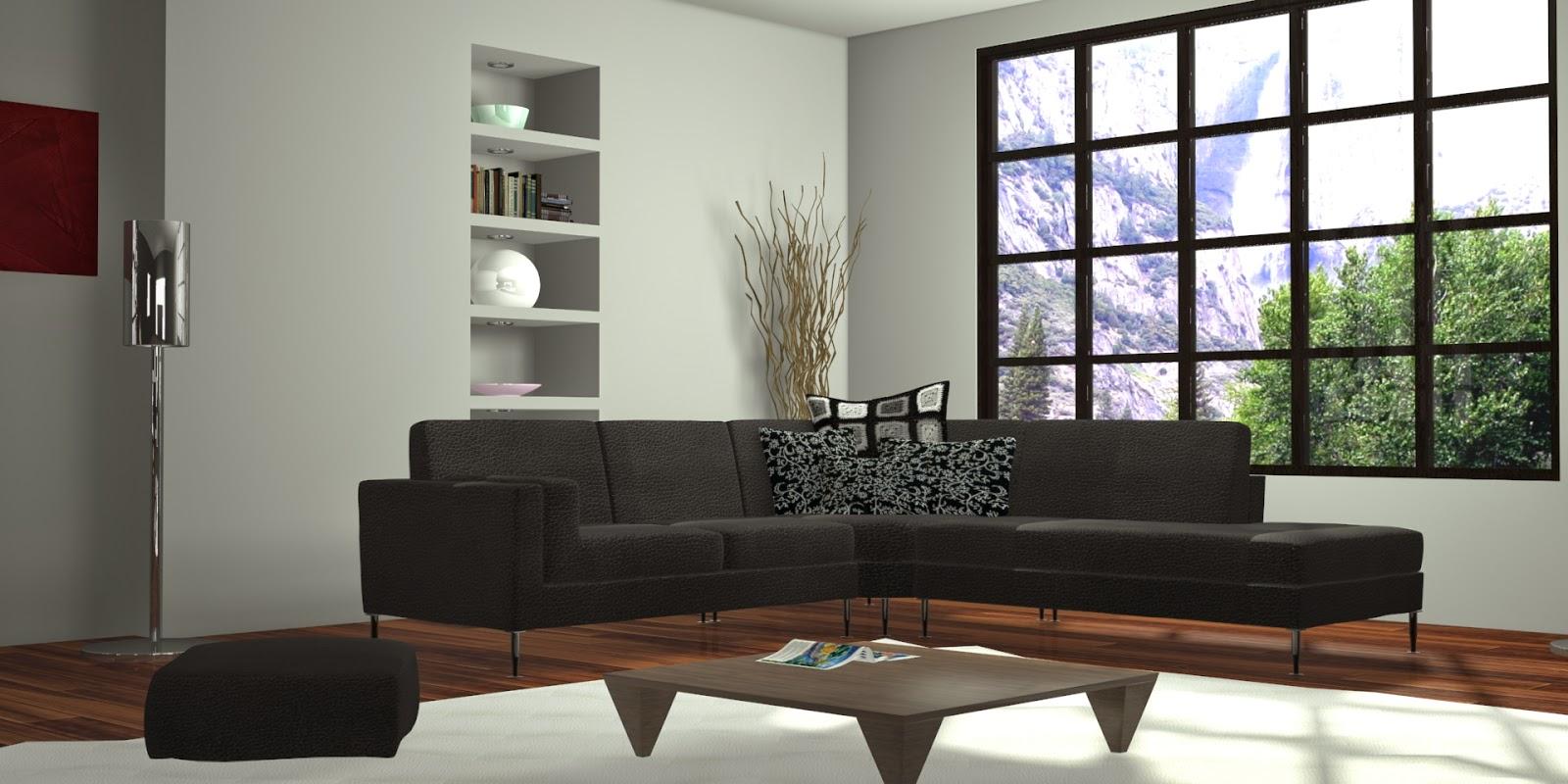 Interior lighting using standard lights dfx ology for Interior lighting design standards