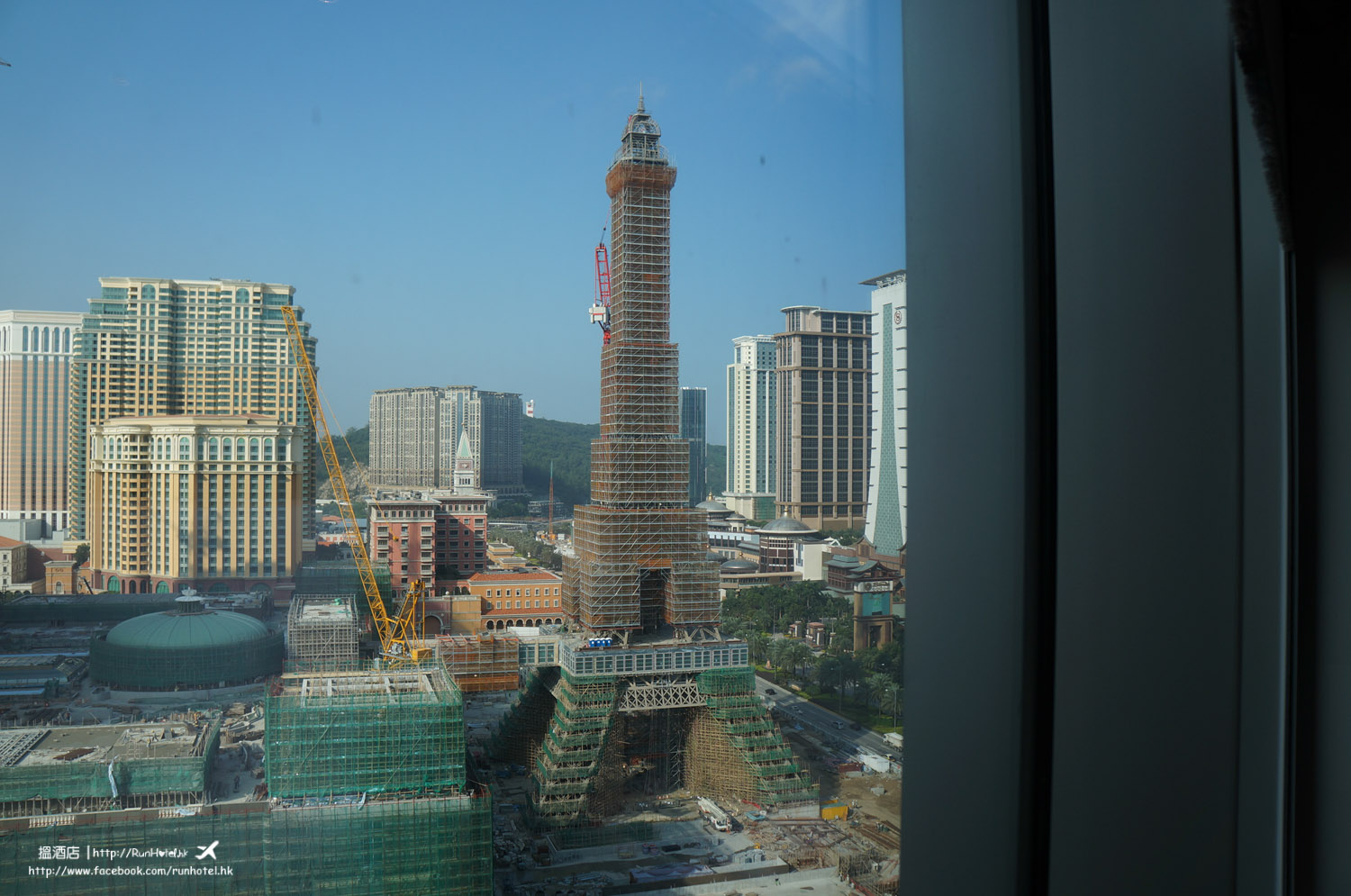 新濠影滙 Studio City Macau