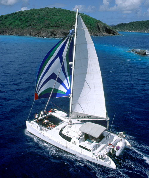 Catamaran Sailboat Charters