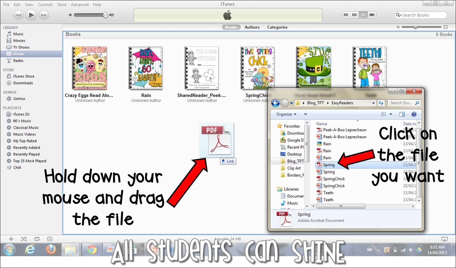 how to pdf file on my ipad