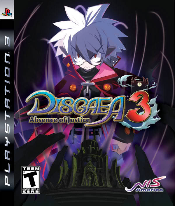 Disgaea 3: Absence of Justice – PS3