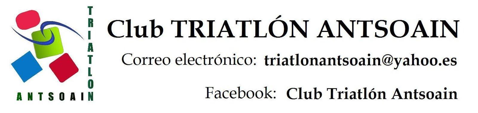 triatlón antsoain