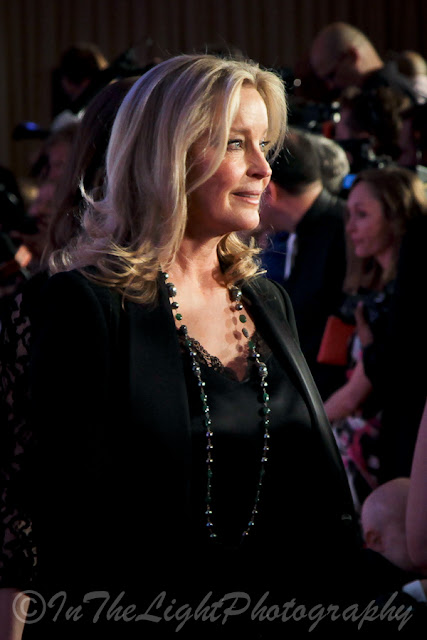 Celebrity Fight Night 2013 Red Carpet Bo Derek