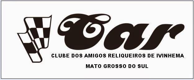 CAR - CLUBE DOS AMIGOS RELIQUEIROS DE IVINHEMA