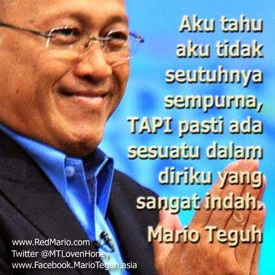 DP BBM Motivasi Mario Teguh