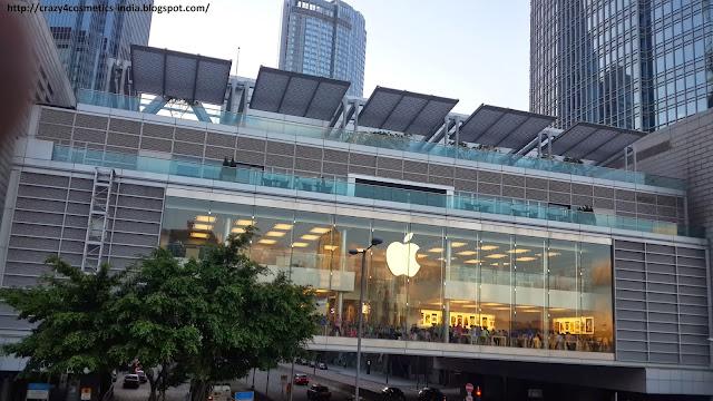 Apple store IFC2
