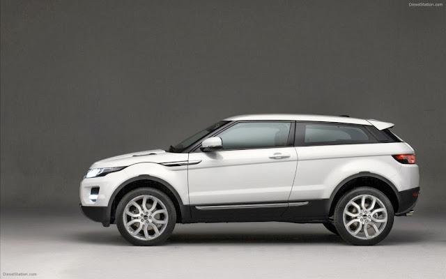 Land Rover Range Rover Evoque car Wallpaper