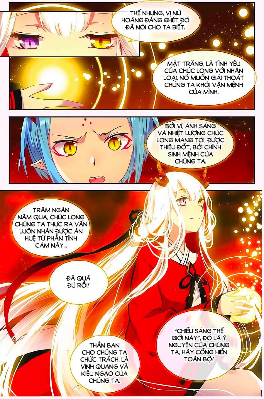 Thiên Hành Thiết Sự chap 68 Trang 6 - Mangak.info