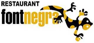Restaurant Font Negra - Logo