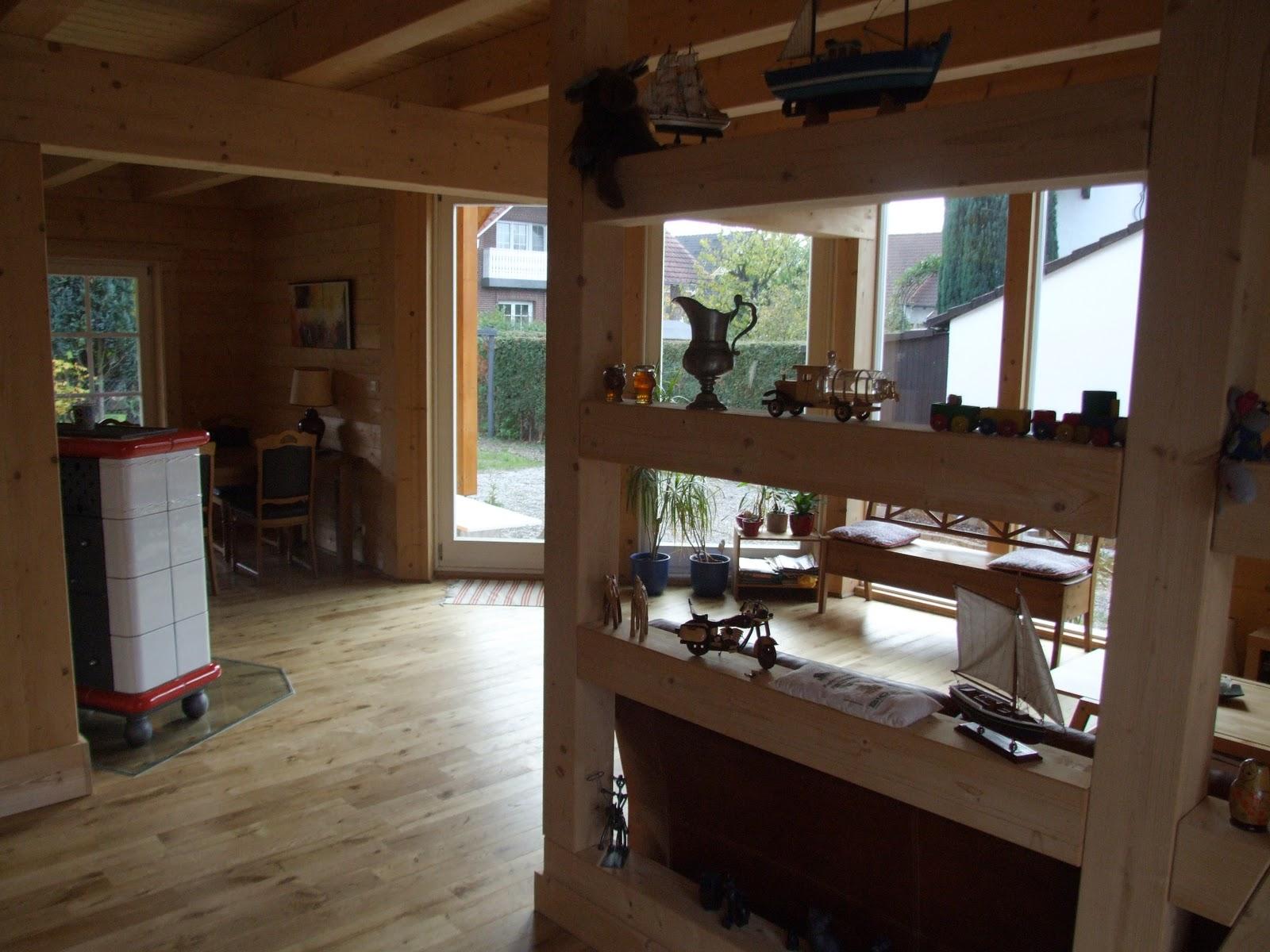 #372518 Maison En Bois Leonwood: Salon Salle à Manger Vue Sur Le  3555 salle a manger en chene massif 1600x1200 px @ aertt.com
