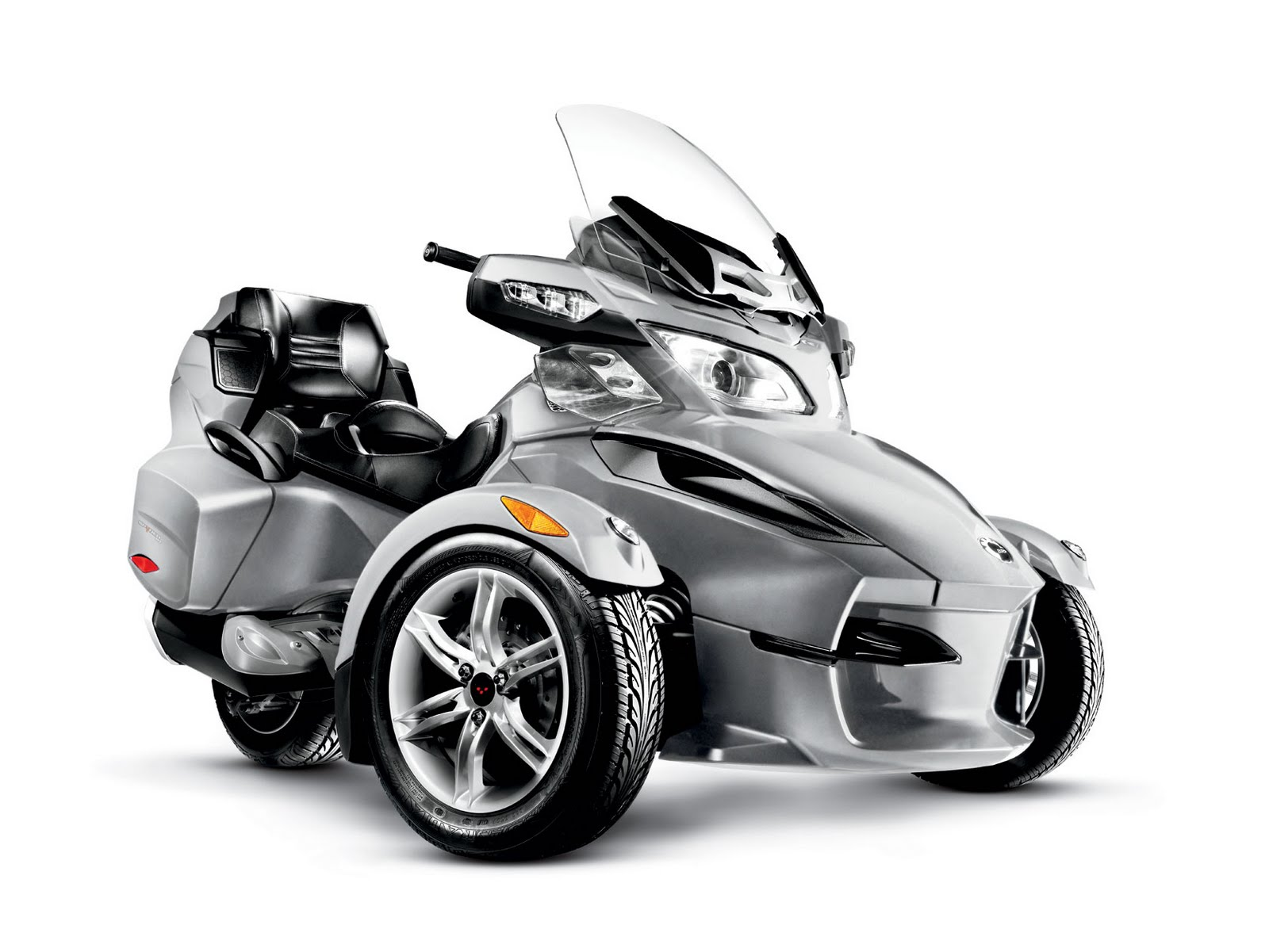 2012 Can Am Spyder Roadster Rt S