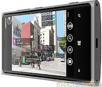Nokia Phi (Lumia 920) Spesifikasi Detail 2012