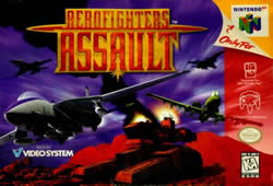 AeroFighters Assault - N64 ROMs