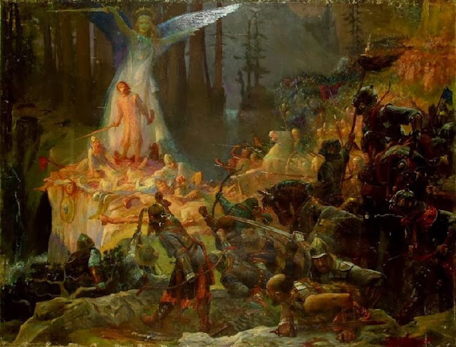 symbolism painting,symbol meaning,death symbol