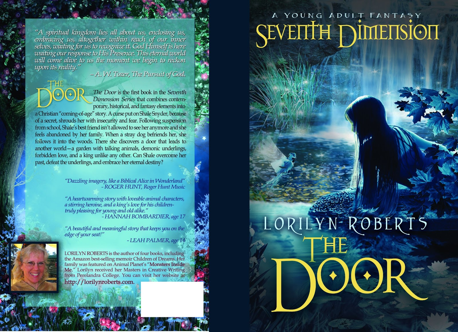 Christian Fantasy Author Lorilyn Roberts: My New Book Cover for ...