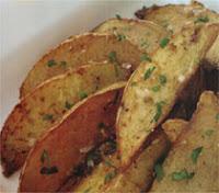 Limonlu Sarımsaklı Patates Tarifi
