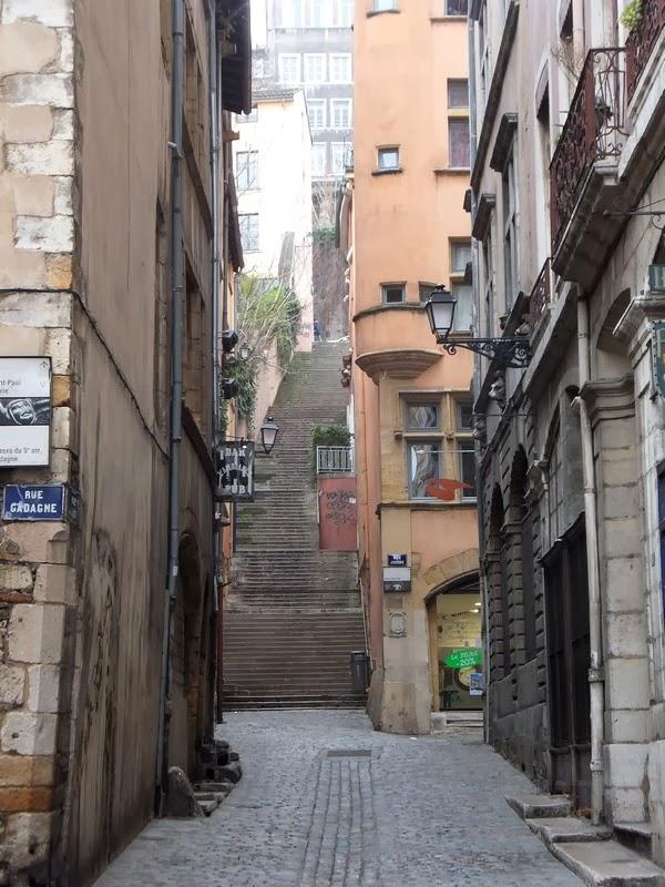 Lyon vieux