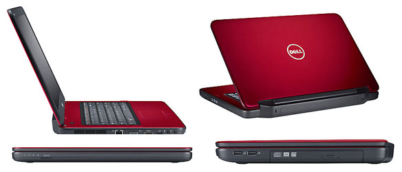 Dell Inspiron N5040 Red