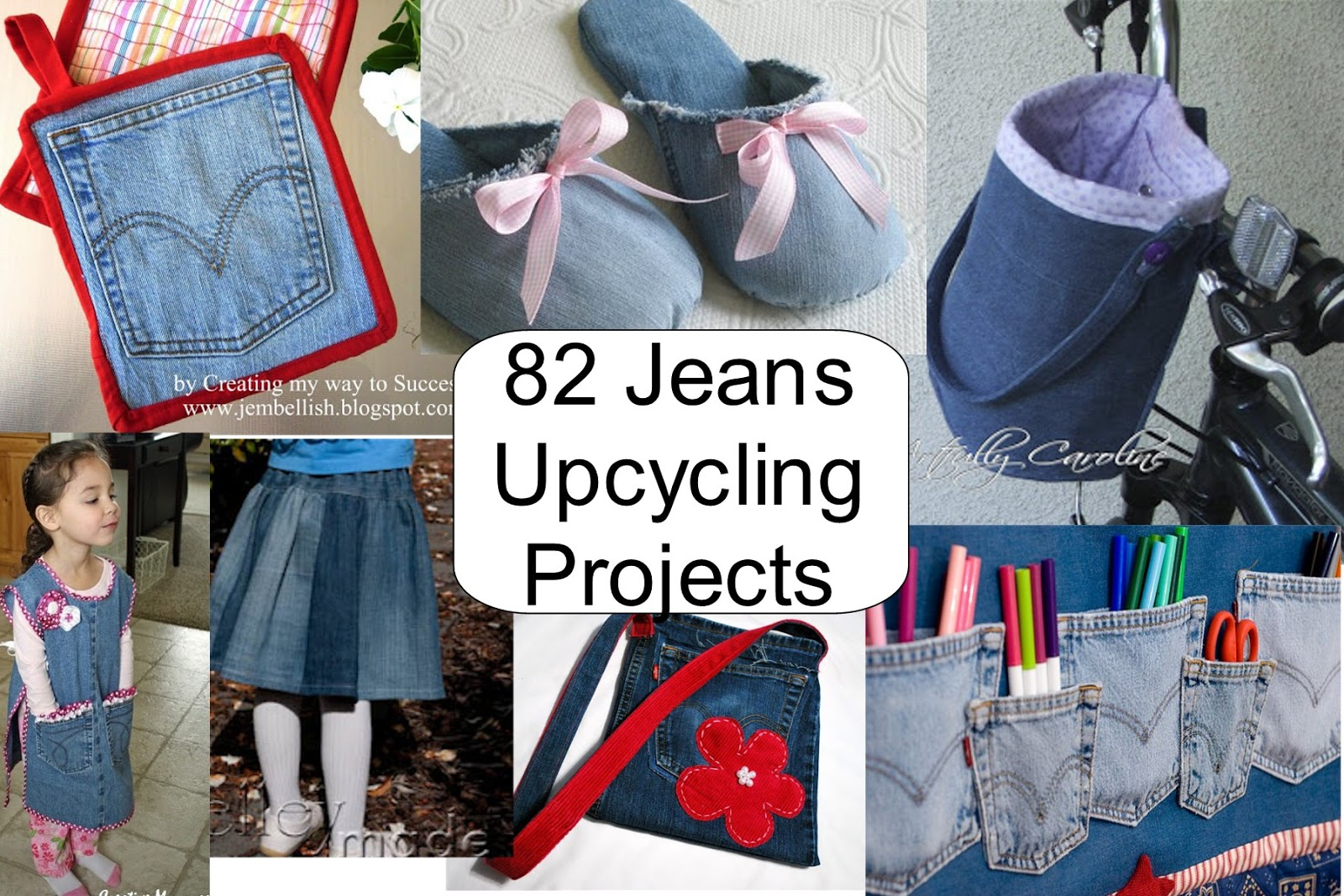 best ideas for upcycling jeans proverbs 31 woman. Black Bedroom Furniture Sets. Home Design Ideas