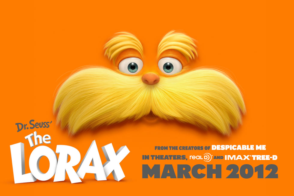 The Lorax 2012 movie
