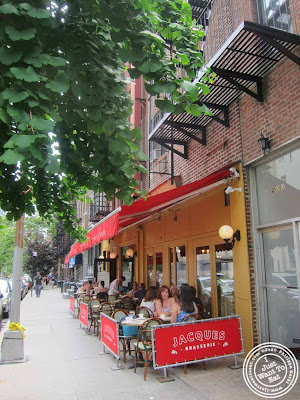 image of Jacques Brasserie on the Upper East Side, NYC, New York