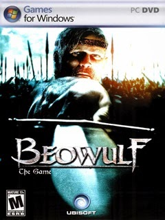 Beowulf: The Game PC Box