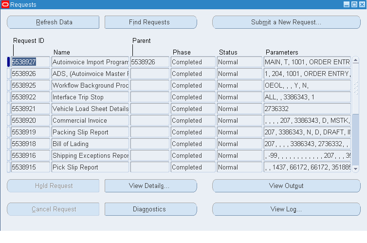 Debit Note And Invoice Excel Oracle Applications  Functional Order To Cash Oc Cycle In  Credit Card Receipt Word with How To Confirm Receipt Of Email Make Sure That The Request Is Completed Normal Lorry Receipt Pdf
