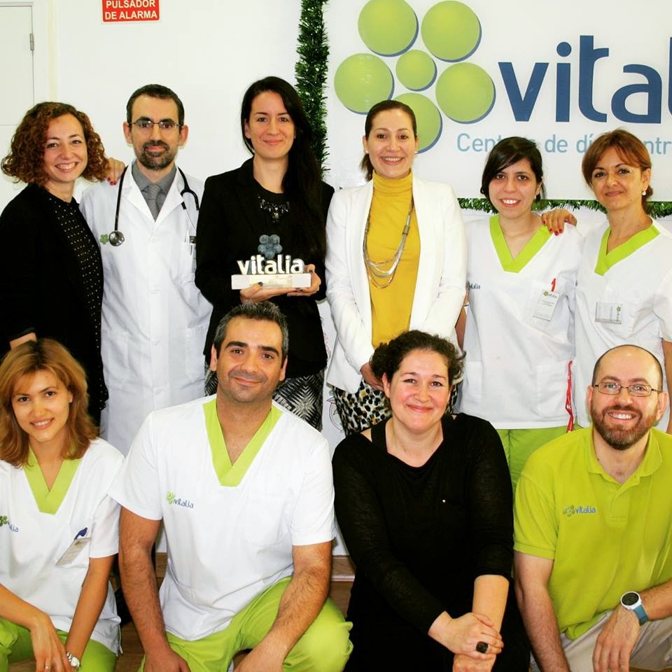 Vitalia Alcalá de Henares Premio Vitalia a la Excelencia 2013