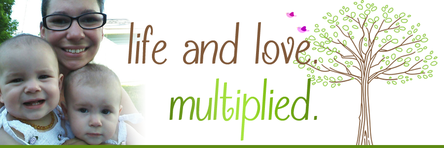 Life and Love. Multiplied.
