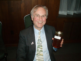 Dawkins and jam