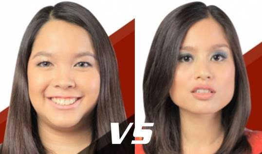 Talia Reyes vs Denise Sagun | The Voice of the Philippines Battle Rounds