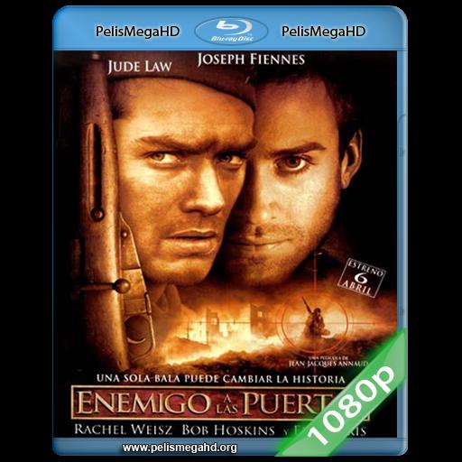ENEMIGO A LAS PUERTAS (2001) FULL 1080P HD MKV ESPAÑOL LATINO