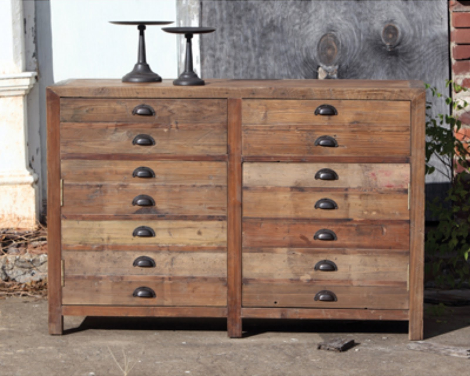 Reclaimed Wood Cabinets ~ J thaddeus ozark s cookie jars and other larks cabinets