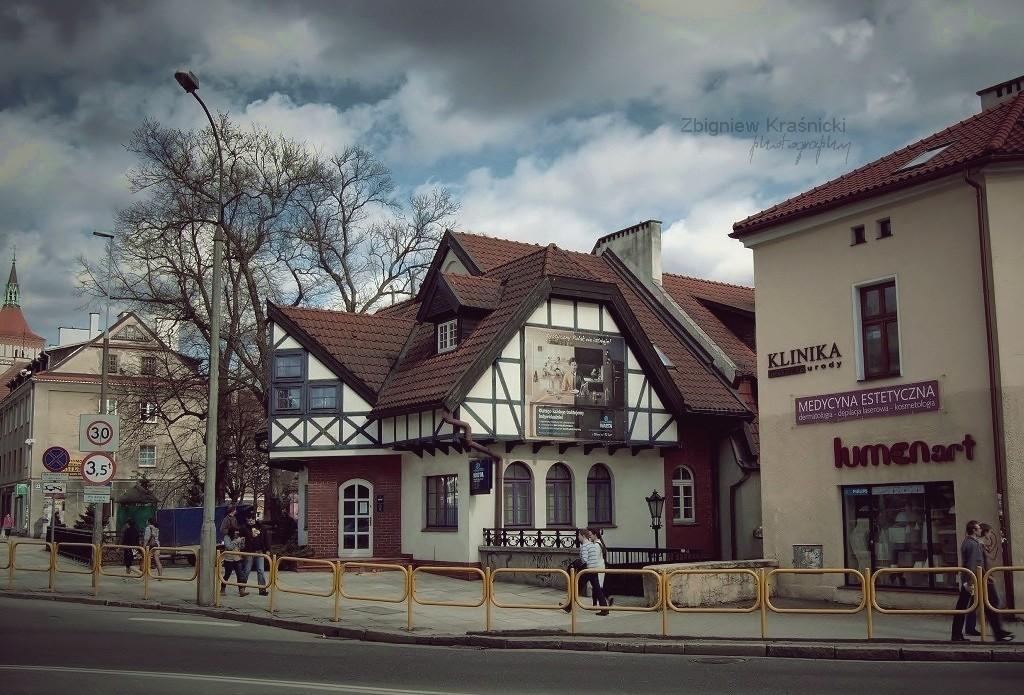 Olsztyńska Wenecja i Pałac Archiprezbitera