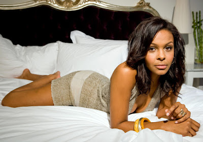 Black Beauty Samantha Mumba Wallpaper