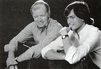 Regis Mckenna & Steve Jobs