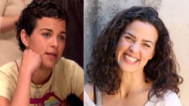 Actriz Carla Pérez, 'Guerreros', Andrea en 'Al salir de clase'