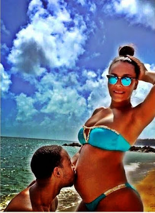 Congrats! Ludacris and Eudoxie Agnan Are Expecting Their First Child!