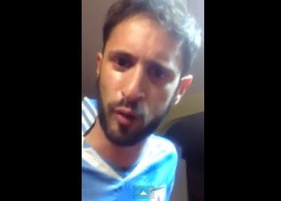"""Video : """"Hincha"""" Uruguayo - La Historia nos lleva a demostrar lo que somos"""