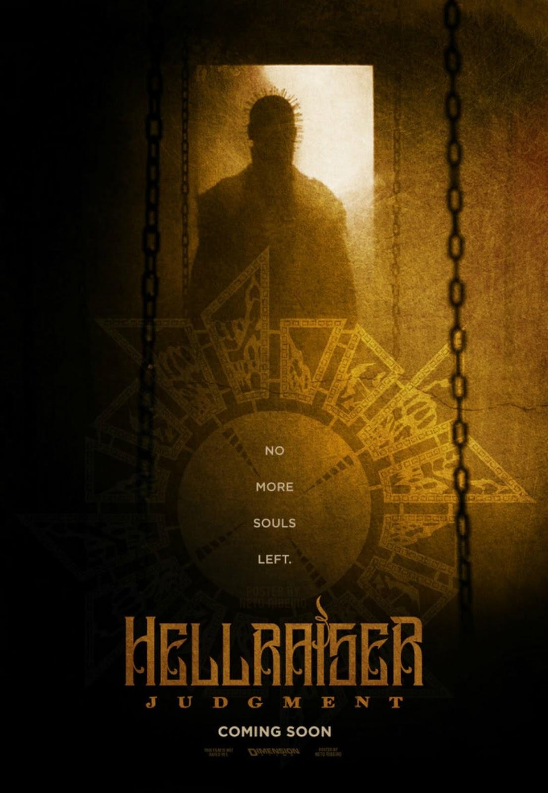 Hellraiser Judgment 2018 Legendado