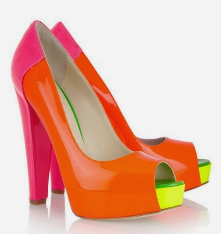 ZAPATOS COLOR NEON - ZAPATOS DE MODA EN COLORES NEON  via http://xn--nias-hqa.blogspot.com/2014/02/zapatos-color-neon-zapatos-de-moda-en.html#.UwWQ5mJ5OLc