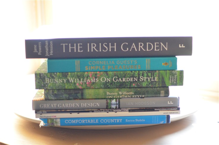 Bunny Williams On Garden Style Review by Amy Renea of A Nest for All Seasons