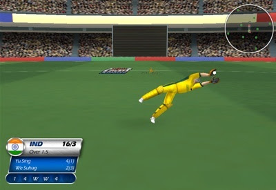 World Cricket Championship 3D Game