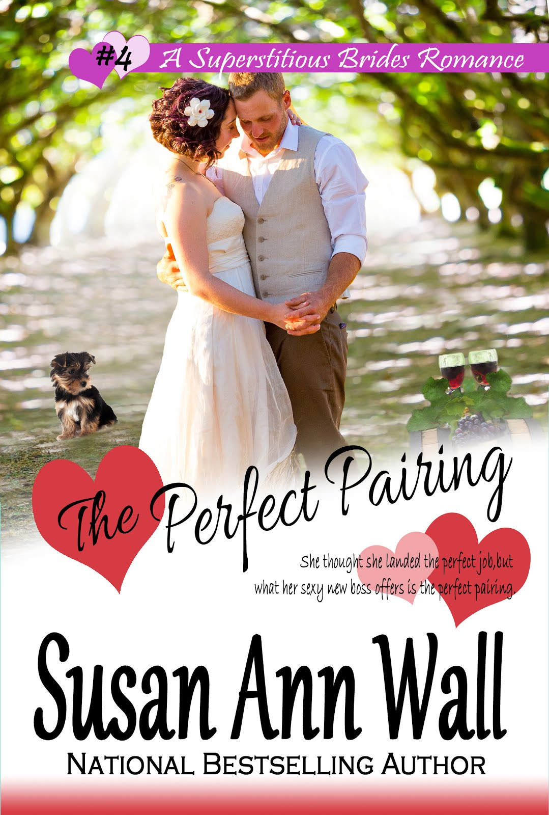 The Perfect Pairing by Susan Ann Wall