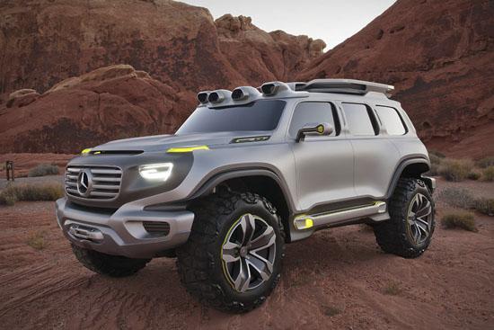 jeep mercedes LA 2025