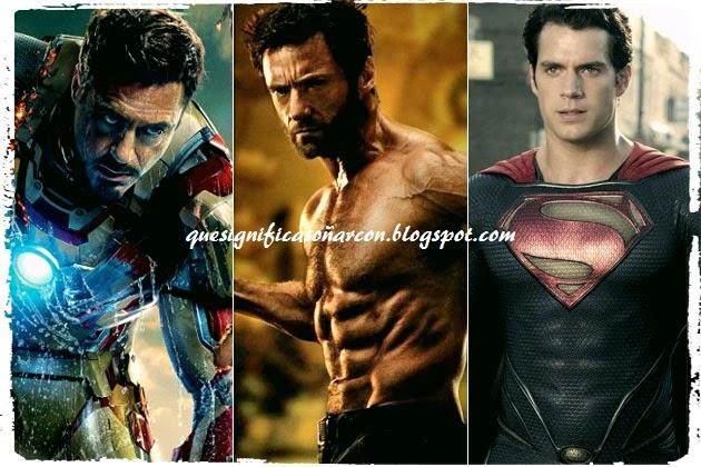 que significado tiene ver superheroes en sueños