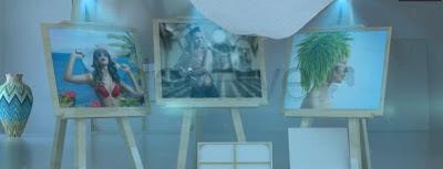 Galleria per artisti template per After Effects